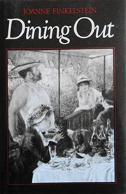 Cover of: Dining out | Joanne Finkelstein