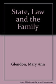 Cover of: State, law, and family