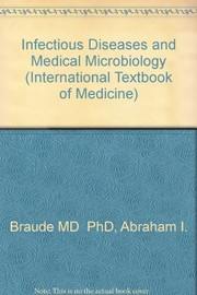 Cover of: Infectious diseases and medical microbiology |
