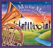 Cover of: M is for Melody