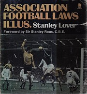 Cover of: Association football laws illustrated. | Stanley F. Lover