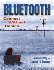 Cover of: Bluetooth | Jennifer Bray