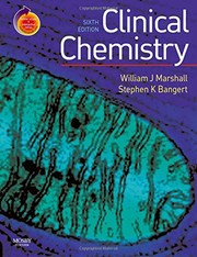 Cover of: Clinical Chemistry: With STUDENT CONSULT Access (Marshall, Clinical Chemistry) | William J. Marshall MA  PhD  MSc  MBBS  FRCP  FRCPath  FRCPEdin  FRSB  FRSC, Stephen K Bangert