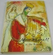 Cover of: Tapestries and mosaics of Marc Chagall at the Knesset | Ziva Amishai-Maisels