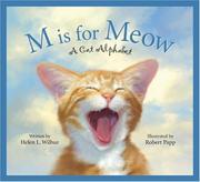 Cover of: M Is for Meow | Helen L. Wilbur
