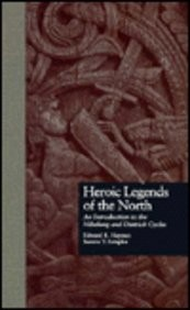 Cover of: Heroic legends of the North | Edward Haymes