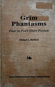 Cover of: Grim phantasms | Michael Lawrence Burduck