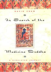 Cover of: In search of the medicine Buddha
