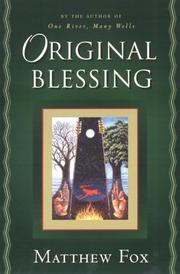 Cover of: Original blessing