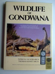 Cover of: Wildlife of Gondwana | Pat Vickers Rich