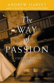The way of passion by Andrew Harvey