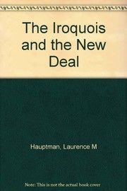 Cover of: The Iroquois and the New Deal