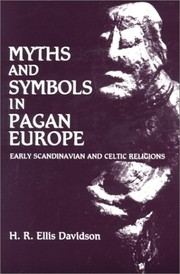 Cover of: Myths and symbols in Pagan Europe