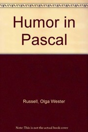 Cover of: Humor in Pascal | Olga Wester Russell