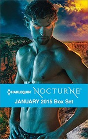 Cover of: Harlequin Nocturne January 2015 Box Set: An Anthology