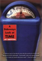 Cover of: A sideways look at time by Jay Griffiths