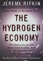 Cover of: The Hydrogen Economy | Jeremy Rifkin