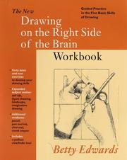 Cover of: The new drawing on the right side of the brain workbook
