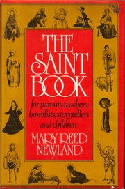 Cover of: The saint book