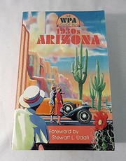 Cover of: The WPA guide to 1930s Arizona |