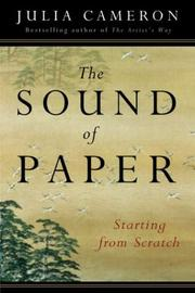Cover of: The Sound of Paper