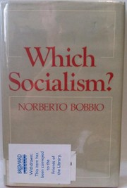 Cover of: Quale socialismo?