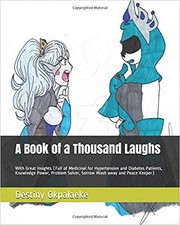 Cover of: A Book of a Thousand Laughs |