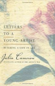 Cover of: Letters to a Young Artist: Building a Life in Art