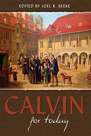 Cover of: Calvin for today |