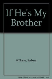 Cover of: If he's my brother