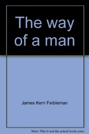Cover of: The way of a man