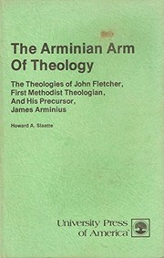 Cover of: The Arminian arm of theology