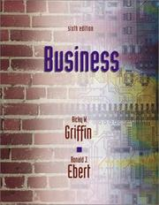 Business by Ricky W. Griffin