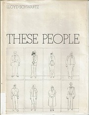 Cover of: These people