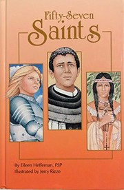 Cover of: Fifty-seven saints