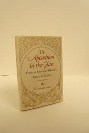 Cover of: The apparition in the glass | Bill Christophersen