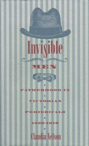 Cover of: Invisible men