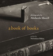 Cover of: A book of books