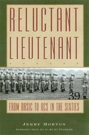 Cover of: Reluctant Lieutenant