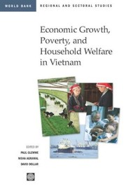 Cover of: Economic growth, poverty, and household welfare in Vietnam