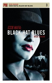 Cover of: Geek Mafia: Black Hat Blues (PM Fiction Book 3)