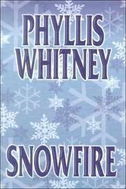 Cover of: Snowfire