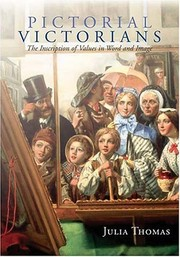 Cover of: Pictorial Victorians | Julia Thomas