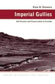 Cover of: Imperial gullies | Kate Barger Showers