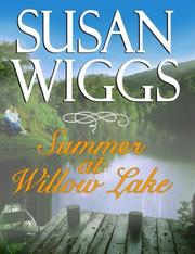 Cover of: Summer at Willow Lake (Center Point Large Print) |