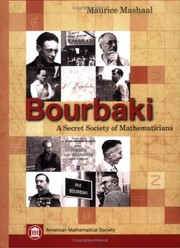 Cover of: Bourbaki | Maurice Mashaal