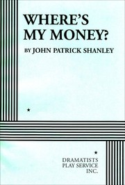 Cover of: Where's my money?