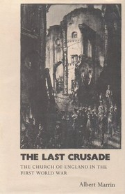 Cover of: The last crusade