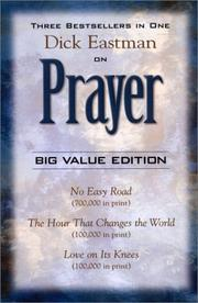 Cover of: Dick Eastman on Prayer