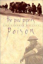 Cover of: The Pied Piper's poison
